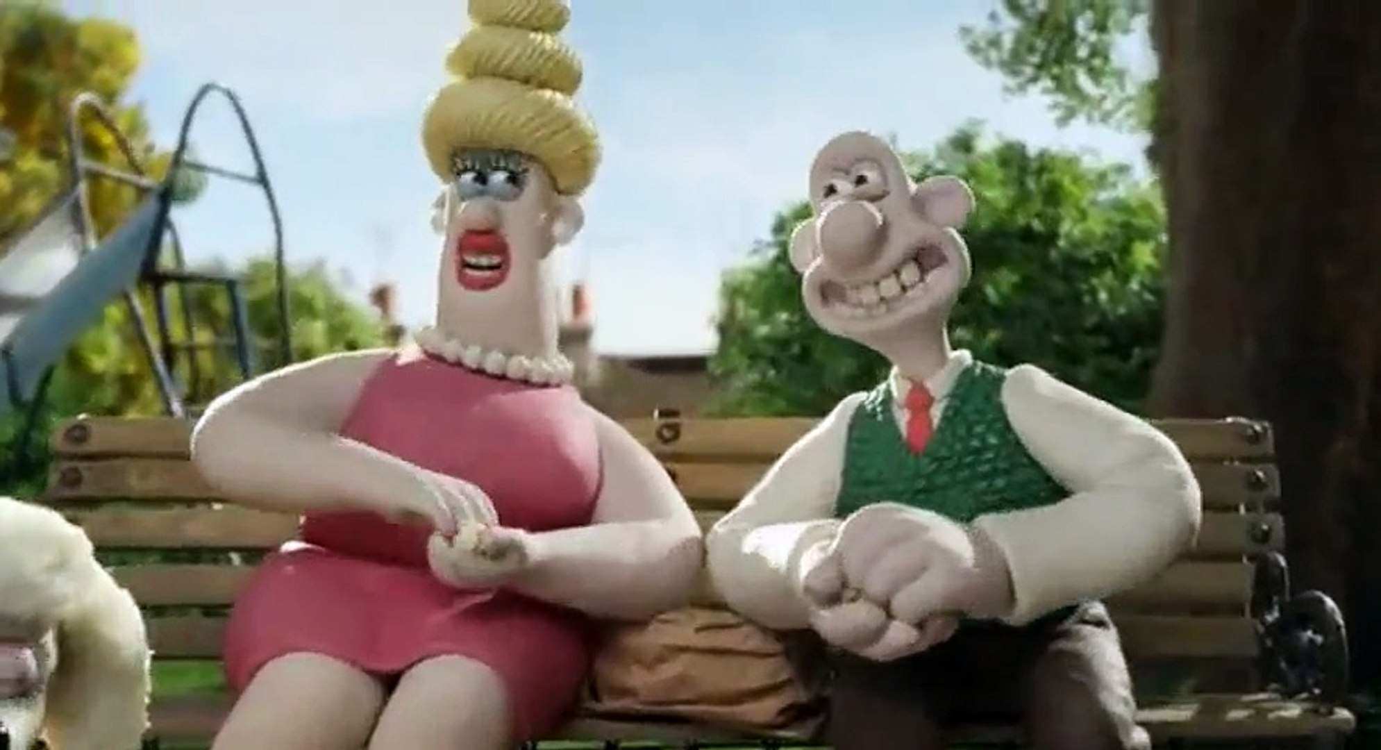 Wallace And Gromit A Matter Of Loaf And Death Bia