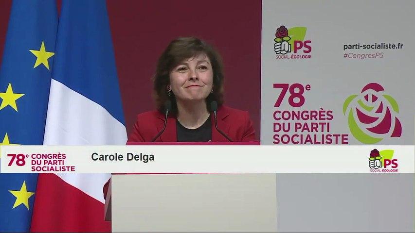 Discours de Carole Delga