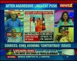 Congress playing safe ahead of Karnataka polls, says skip Lingayat issue during campaign — Nation at 9