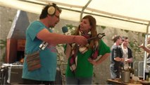 Alpes de Haute-Provence : découvrez le savoir faire des forgerons de la biennale de Forcalquier