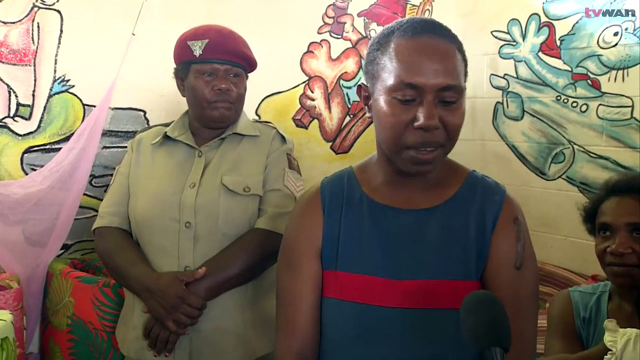 A female inmate at Bomana is calling on Child Welfare services and other Government organizations to look into the welfare of children they leave behind when th