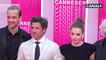 Des stars en séries sur le tapis rose de l'ouverture de la compétition officielle de Canneseries - CANAL+