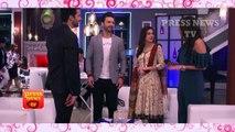 kundali bhagya and kumkum bhagya maha episode | holi special