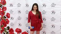 """Hannah Zeile """"My Friend's Place 30th Anniversary Gala"""" Red Carpet"""