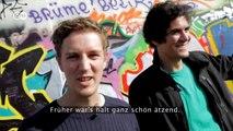 Deutsch lernen mit Musik (B1/B2) | Das Bandtagebuch mit EINSHOCH6 | Die Berliner Mauer