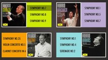 Claudio Abbado: The Symphony Edition Boxes - Mahler, Bruckner, Mozart, Brahms | audio sampler