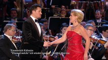 Piotr Beczala & Ingeborg Schöpf - Kálmán - Einmal möcht' ich wieder tanzen (Live Video)
