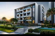 Apartment 120 meter with garden for sale in El Patio ORO Compound