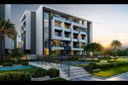 For sale apartment 120 meter with garden in El Patio ORO Compound