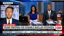 Panel on Donald Trump prepping for possible Mueller Interview. #DonaldTrump @PaulCallan #Mueller