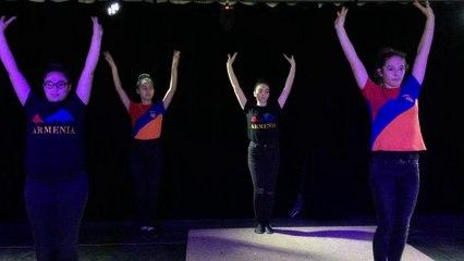 Des cours de danse arménienne à la MJC Louis-Aragon