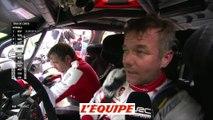 Loeb «J'ai essayé d'oublier l'erreur d'hier» - Rallye - WRC - Corse