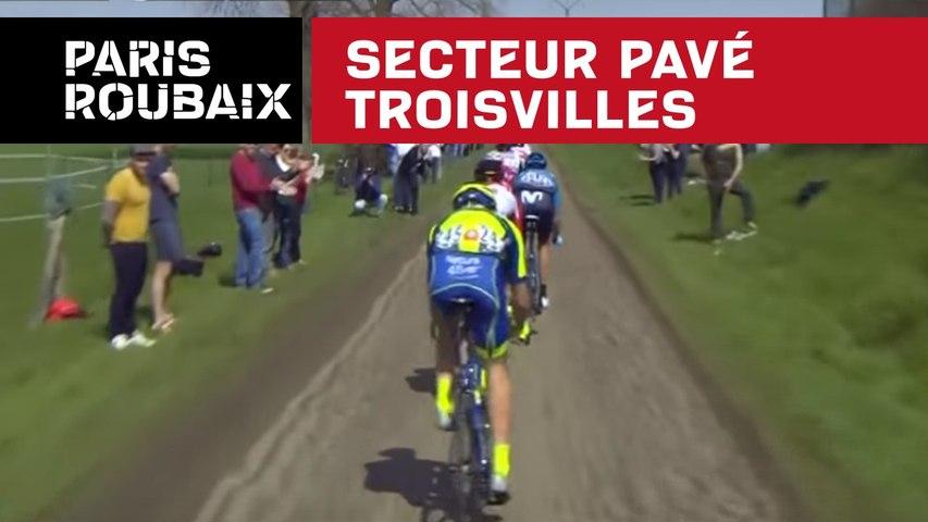 Secteur pavé Troisvilles - Paris-Roubaix 2018