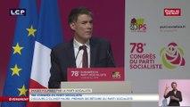 Congrès du PS : « Les grandes idées ne meurent jamais », conclut Olivier Faure
