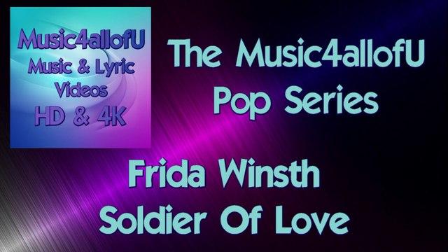 Johan Glössner feat  Frida Winsth - Soldier Of Love (The Music4allofU Pop Series) Epic Pop