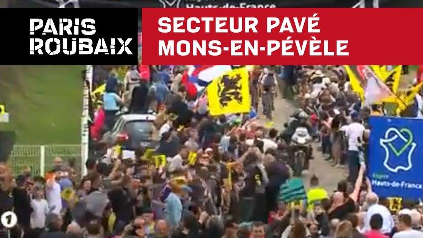 Secteur pavé Mons-en-Pévèle - Paris-Roubaix 2018