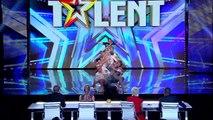 GOLDEN BUZZER Moments On Spain's Got Talent  PART 1   Got Talent Global