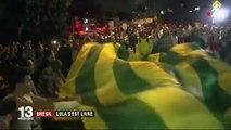 Brésil : Lula s'est livré à la police