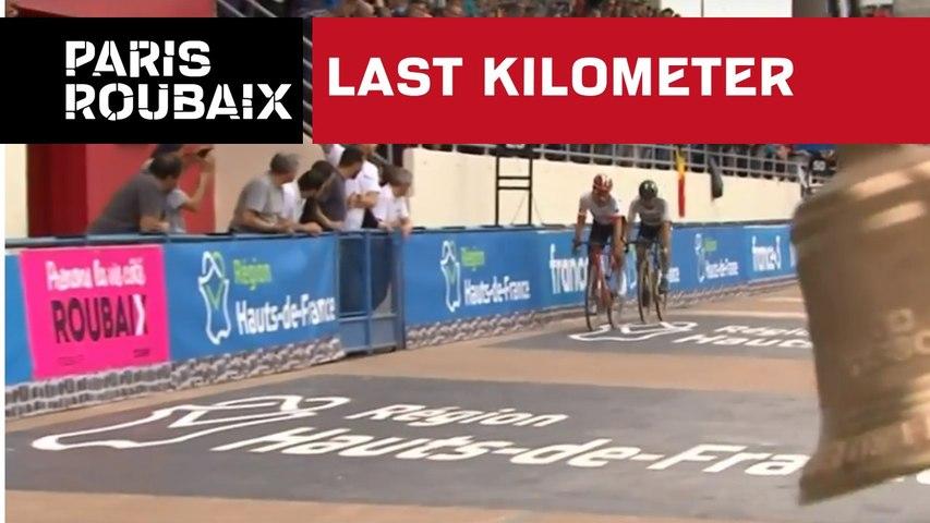 Last Kilometer - Paris-Roubaix 2018