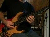 Tender Surrender Cover- Steve Vai