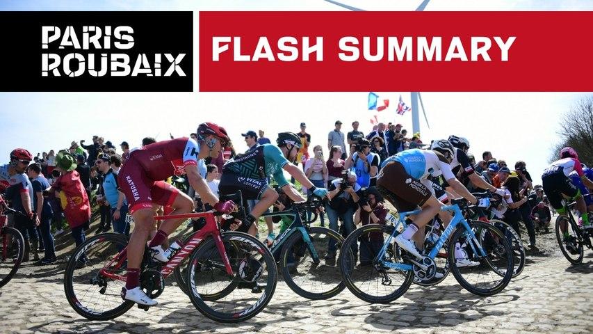 Flash Summary - Paris-Roubaix 2018