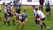 REPLAY PORTUGAL / PORTUGAL CENTRO-NORTE RUGBY EUROPE U20 CHAMPIONSHIP 2018 - COIMBRA (PORTUGAL)