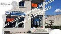 A vendre - Maison - HIERES SUR AMBY (38118) - 5 pièces - 104m²