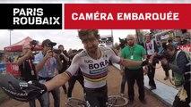 Onboard camera - Paris-Roubaix 2018