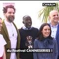 Patrick Dempsey, Harlan Coben, Michael K Williams ... sur le tapis rose à CANNESERIES - CANAL+