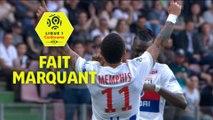 Memphis en feu... 4 passes décisives et 1 but! 32ème journée de Ligue 1 Conforama / 2017-18