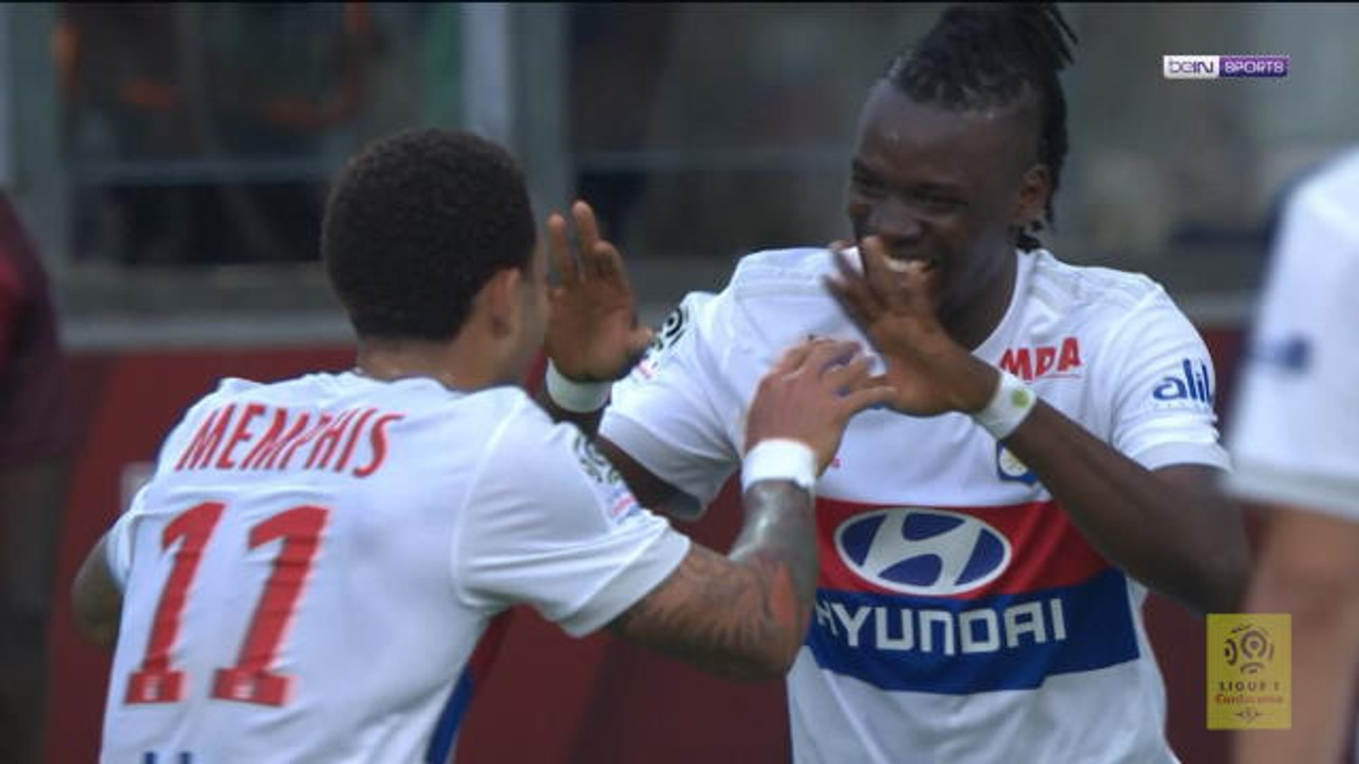 Ligue1 : Miss him now United? Depay demolishes Metz with four assists