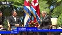 Cuba: Corea del Norte y Cuba fortalecen lazos en medio de tensiones con EE. UU.