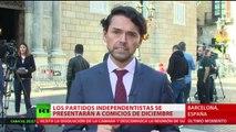 Puigdemont baraja pedir asilo político en Bélgica junto a cinco exmiembros del Gobierno catalán