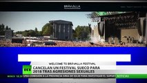 Agresiones sexuales en Suecia: Cancelan el festival Bravalla