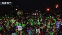 Israel: Miles de personas piden en Tel Aviv una solución consensuada al conflicto palestino-israelí