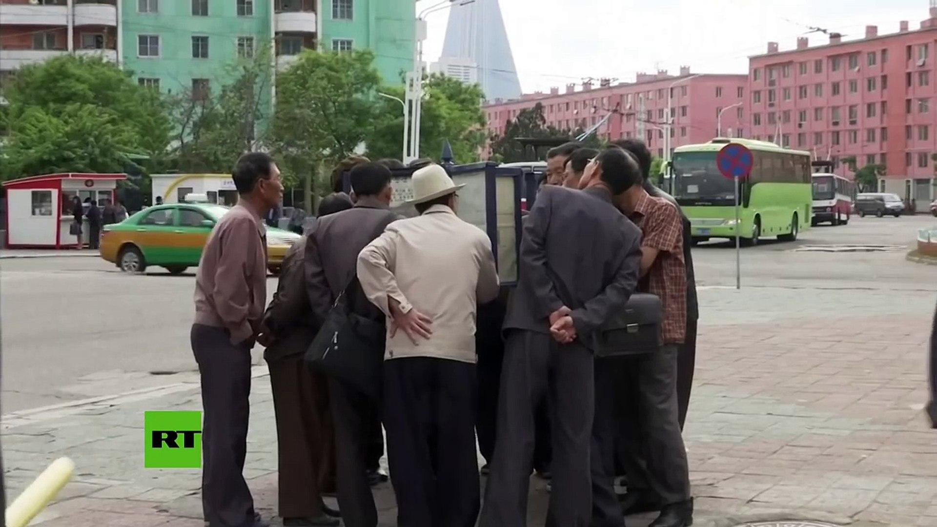 Lanzamiento del misil: Norcoreanos opinan sobre la prueba balística