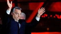 Rund 50 Prozent für Fidesz: Orbans Partei gewinnt Parlamentswahl in Ungarn