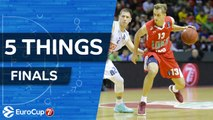 7DAYS EuroCup Finals: 5 Things to Know