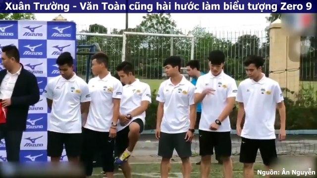 """Khoảnh khắc hài hước: Hiện tượng Zero 9 đã lan đến """"vựa muối"""" U23 Việt Nam rồi đây này!"""