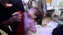 UN Security Council to meet over alleged chemical attack in Syria. Experts blame the Syrian regime