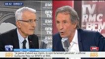 """La grève à la SNCF coûte """"20 millions d'euros par jour lorsqu'il y a très peu de trains"""", explique Guillaume Pepy"""