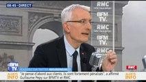 """Grève SNCF: """"Avec la réforme, il y aura moins de pannes, et plus de trains"""" (Guillaume Pepy)"""