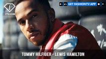 Lewis Hamilton Takes Gigi Hadid For A Drive Tommy Hilfiger Men's | FashionTV | FTV