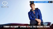 Tommy Hilfiger presents The Iconic Racing Stripe for Spring Style 2018 | FashionTV | FTV