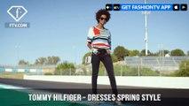 Tommy Hilfiger presents Spring Style Dresses for Spring 2018 | FashionTV | FTV