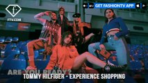 Tommy Hilfiger presents TOMMYNOW SNAP App Experience Shopping | FashionTV | FTV