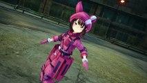 Sword Art Online : Fatal Bullet - Pub Japon #4