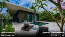 Single Family For Sale: 5150 Cherokee Ave Miami Beach,  $4490000