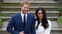 Prince Harry and Meghan Markle Ask Wedding Gifts Be Given To Charity