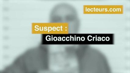 Vidéo de Gioacchino Criaco